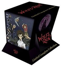 Wolf's Rain Limited Complete Collection