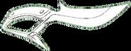 Tsume's Knife