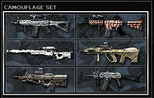 Camoflage Set