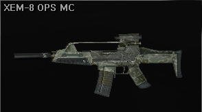 XEM-8 OPS MC