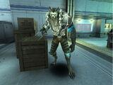 Berserker Wolf