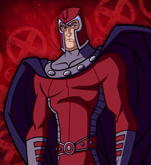 Magneto wolv and x-men