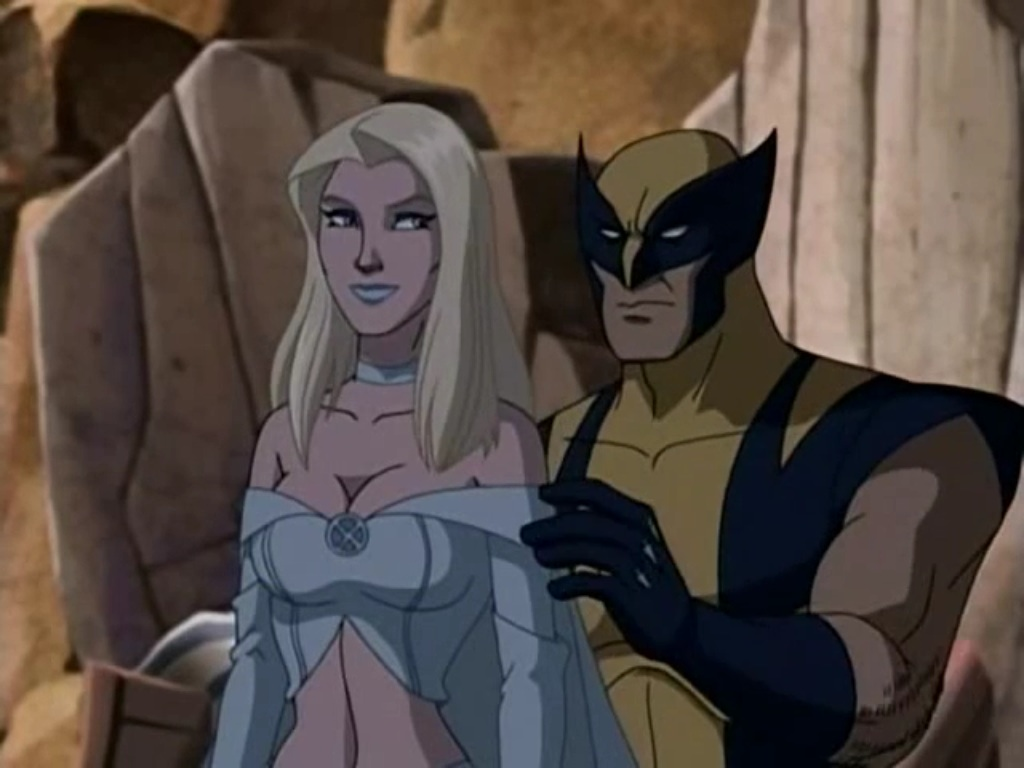 X Men Cyclops And Emma Frost Emma Frost's relations...