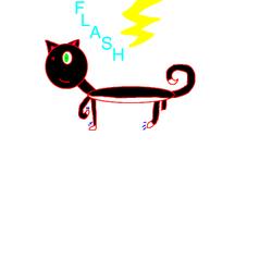 Flash(W- Lighting & Name)