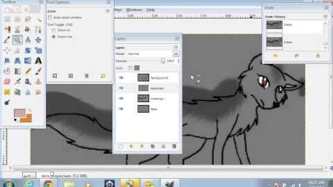 Tutorials for GIMP (Art goes to Edme MacHealth14)