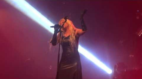 Imperia - Suicide live @ Metal Female Voices Fest - 2013 HD