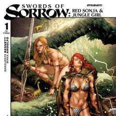 Red Sonja & Jungle Girl #1