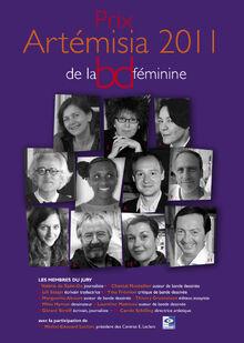 PrixArtemisia2011-poster