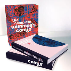 <i>The Complete Wimmen's Comix</i> (Fantagraphics, 2016)