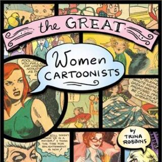 <i>The Great Women Cartoonists</i> (2001)