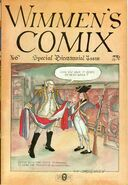 Wimmen's Comix#Issue 6