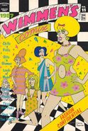 Wimmen's Comix#Issue 11