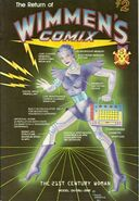 Wimmen's Comix#Issue 8