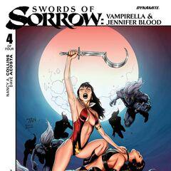 Vampirella & Jennifer Blood #4