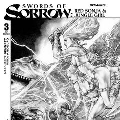 Red Sonja & Jungle Girl #3