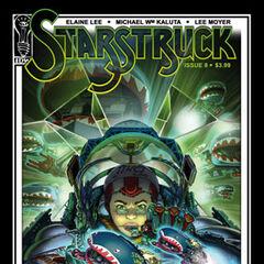 Starstruck remastered, IDW, 2010.