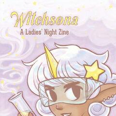 <i>Witchsona</i> Vol. 3 companion (2015)