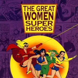 <i>The Great Women Superheroes</i> (1996)