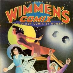 <i>Best of Wimmen's Comix</i> (Hassle Free Press, 1979)