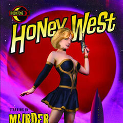 Honey West, 2011.