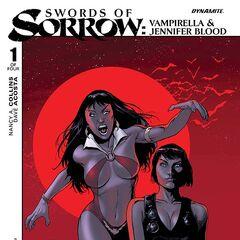 Vampirella & Jennifer Blood #1