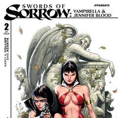 Vampirella & Jennifer Blood #2