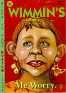 Wimmen's Comix#Issue 17