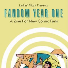 <i>Fandom Year One</i> (Apr 2016)