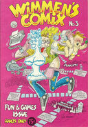 Wimmen's Comix#Issue 3
