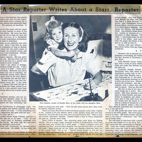 1944 Chicago Tribune interview...