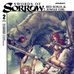 Red Sonja & Jungle Girl #2