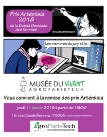 PrixArtemisia2018-invitation