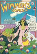 Wimmen's Comix#Issue 4