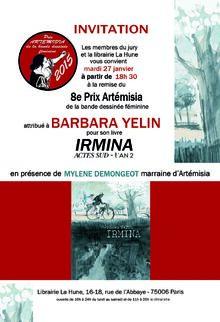 PrixArtemisia2015-invitation