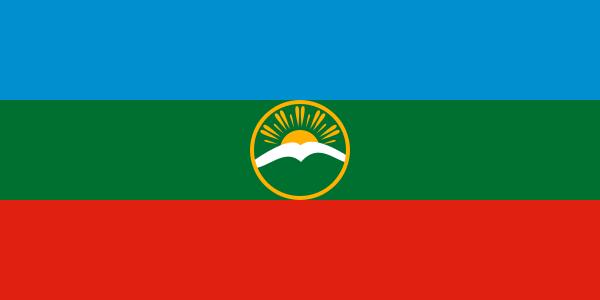 image flage de karachajeve cherkesie png womeze wiki fandom
