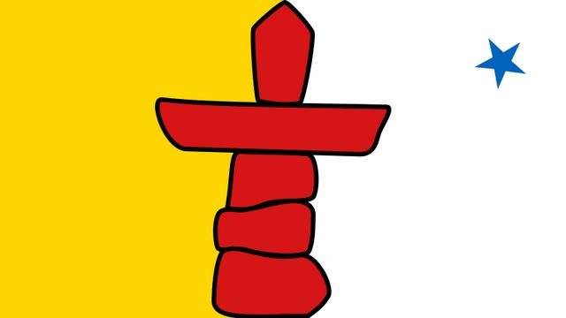 File:Flage de Nunavute.png