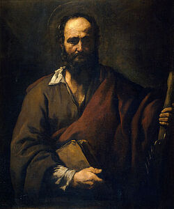 San simon (lo Zelota) Ribera