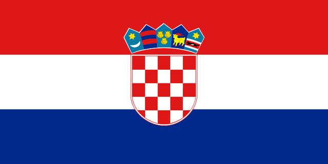 File:Flage de Kroatie.png