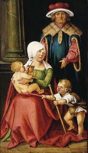 320px-Mary Salome and Zebedee with their Sons James the Greater and John the Evangelist