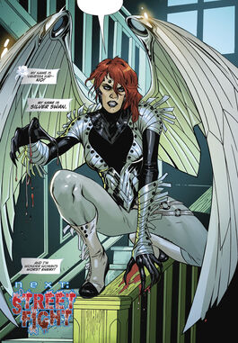 Silver Swan Prime Earth 001