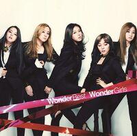 Wonder Best Standard Cover