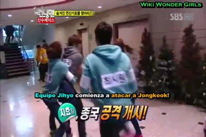 SBS Runnin M@n (Sohee ep 75) 5 5 Sub Español