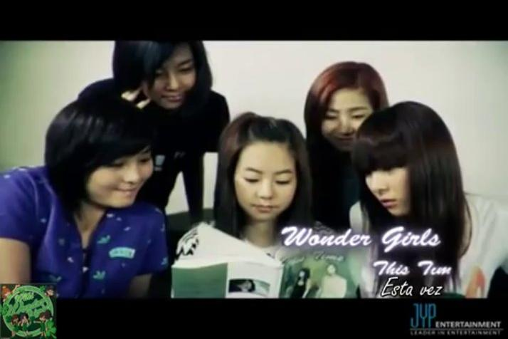 Wonder Girls 2.- This Time Sub Español