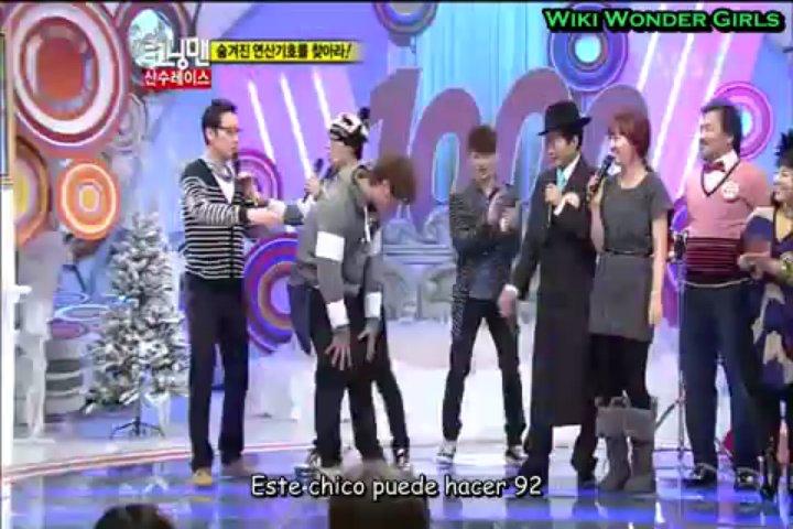 SBS Running M@n (Sohee ep 75) 4 5 Sub Español