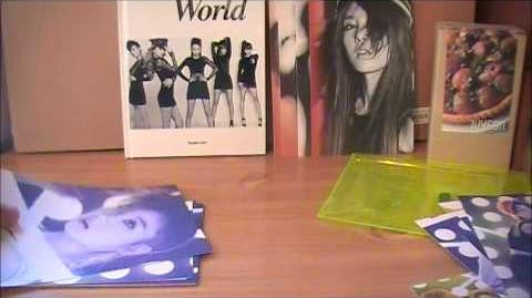 Wonder Girls Wonder Party Unboxing