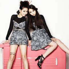 Yenny y SoHee