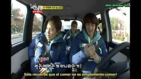 SBS Running M@n (Sohee ep 75) 2 5 Sub Español