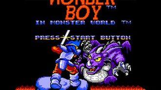 Master System Longplay 050 Wonder Boy in Monster World