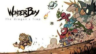 Wonder Boy The Dragon's Trap - Reveal Trailer