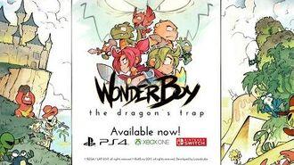 Wonder Boy The Dragon's Trap - Launch trailer